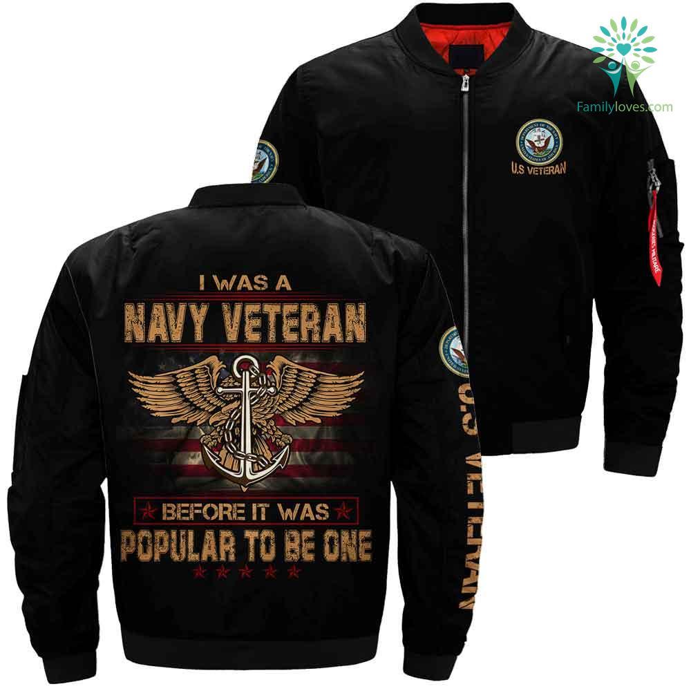 U.S Navy jacket