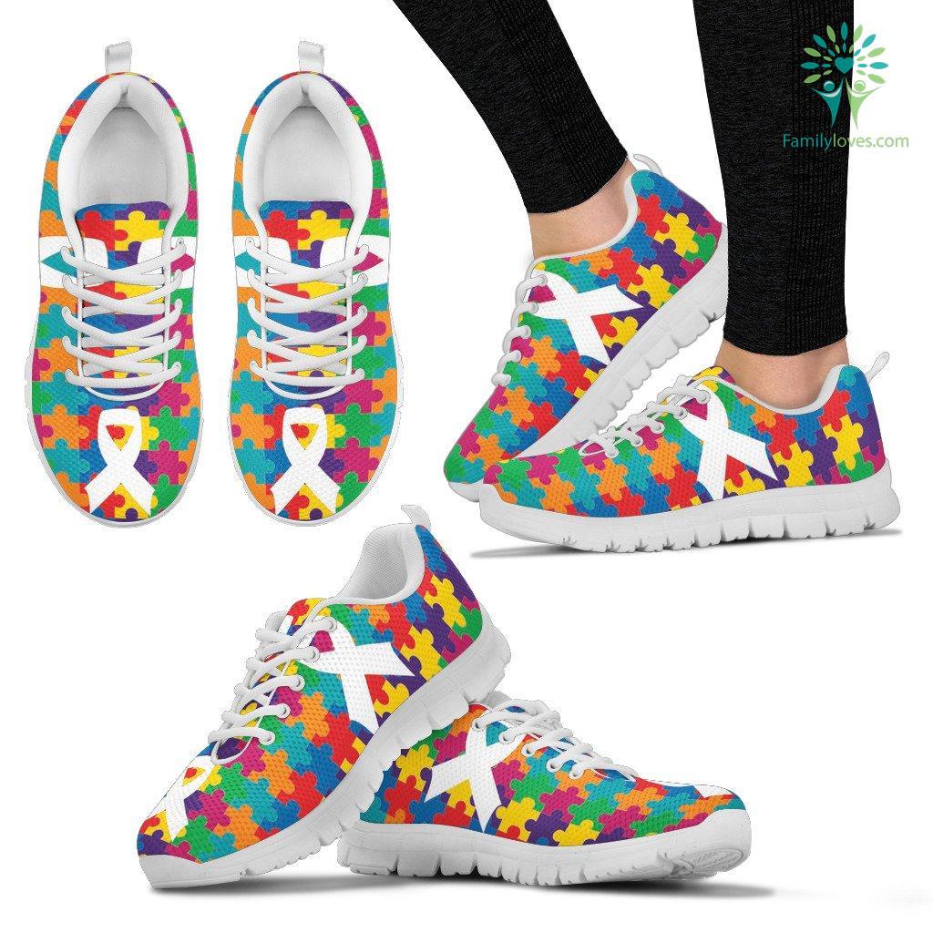 Autism Sneakers Familyloves.com