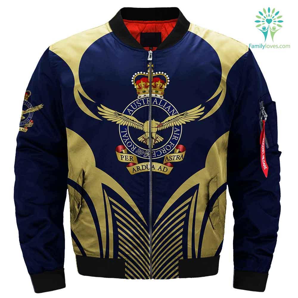 Royal australian air force 3D print jacket Familyloves.com