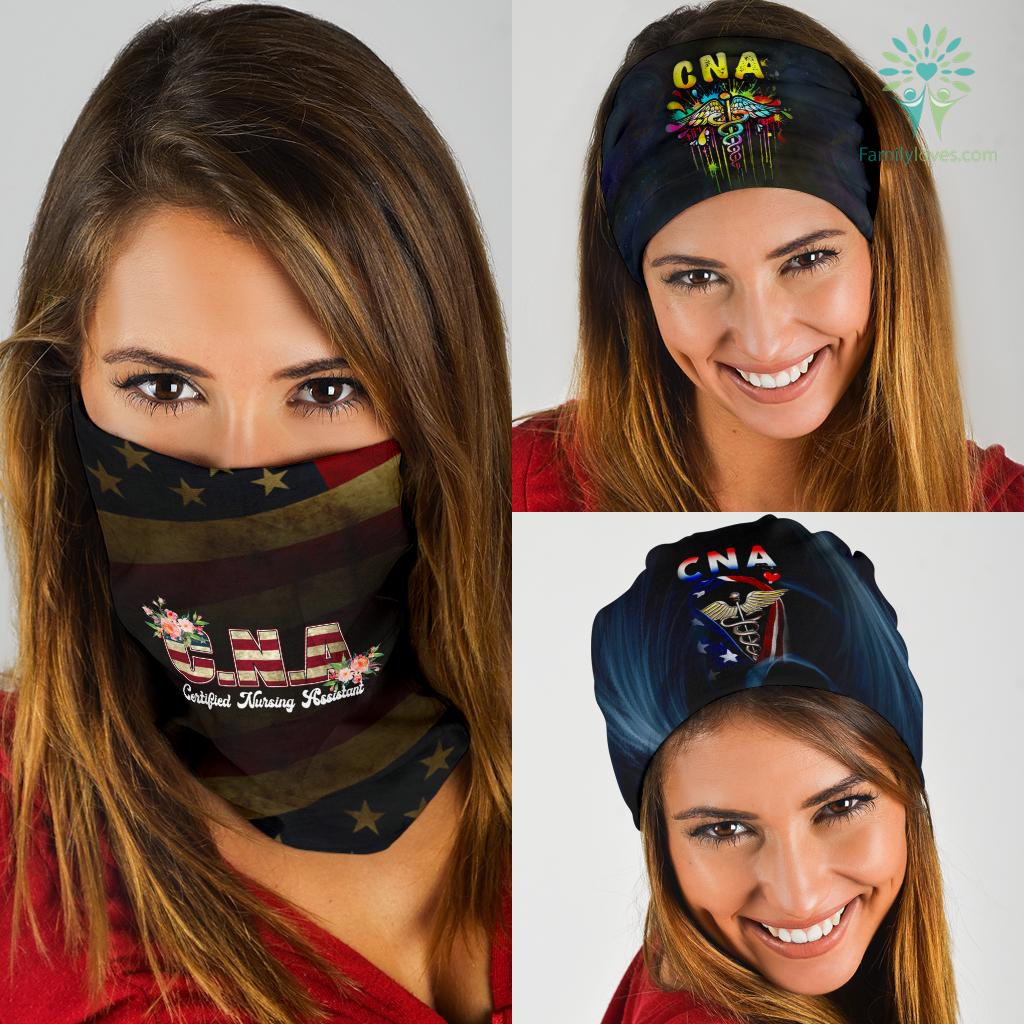 Nursing CNA Bandana Familyloves.com