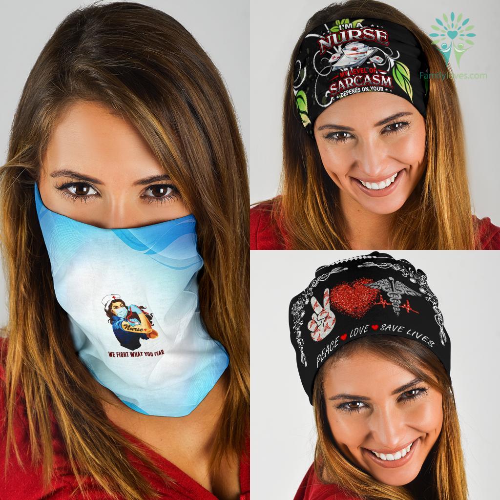 i'm not superwoman but i'm nurse bandana Familyloves.com