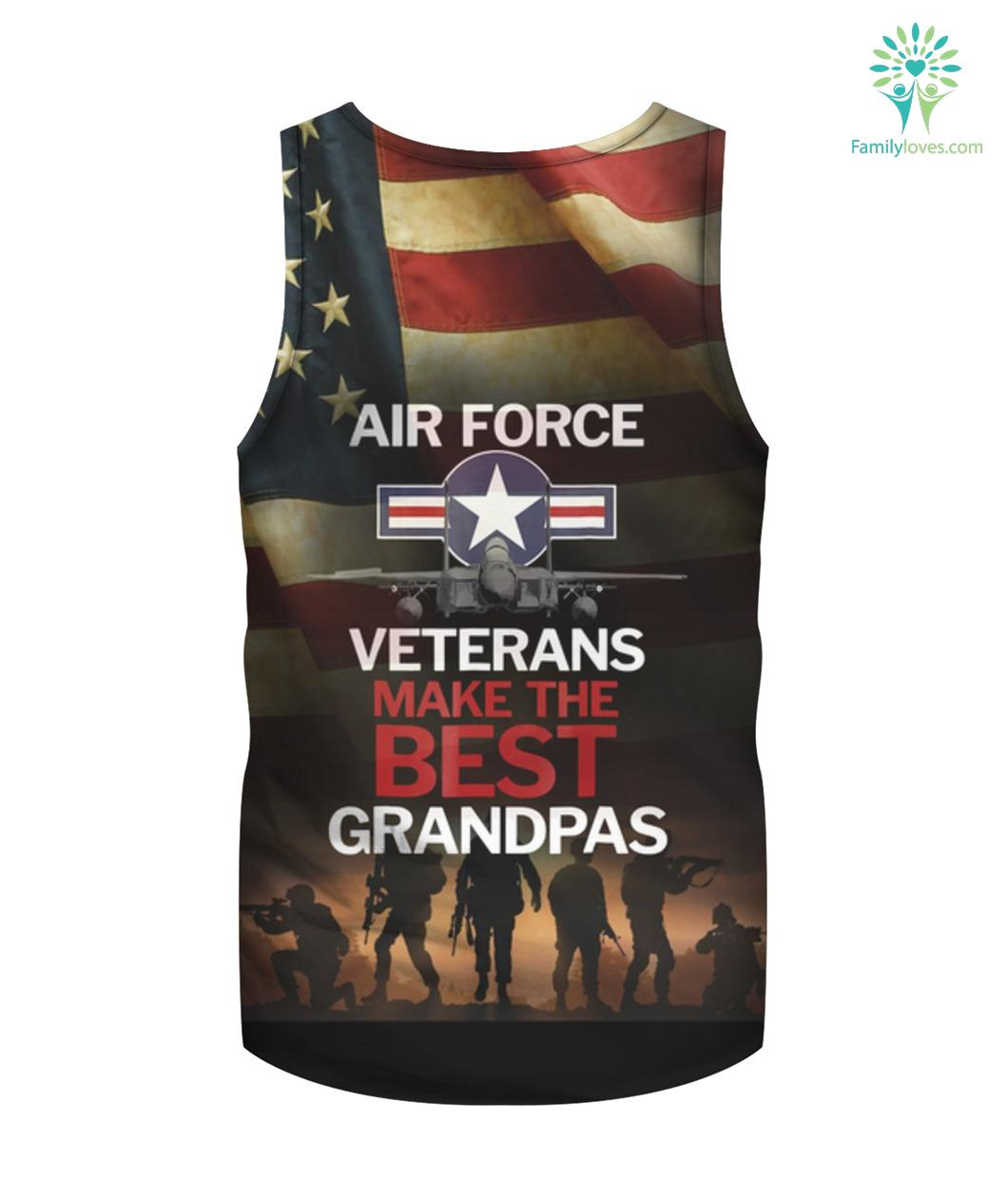 Air Force Veterans Make the Best Grandpas Familyloves.com