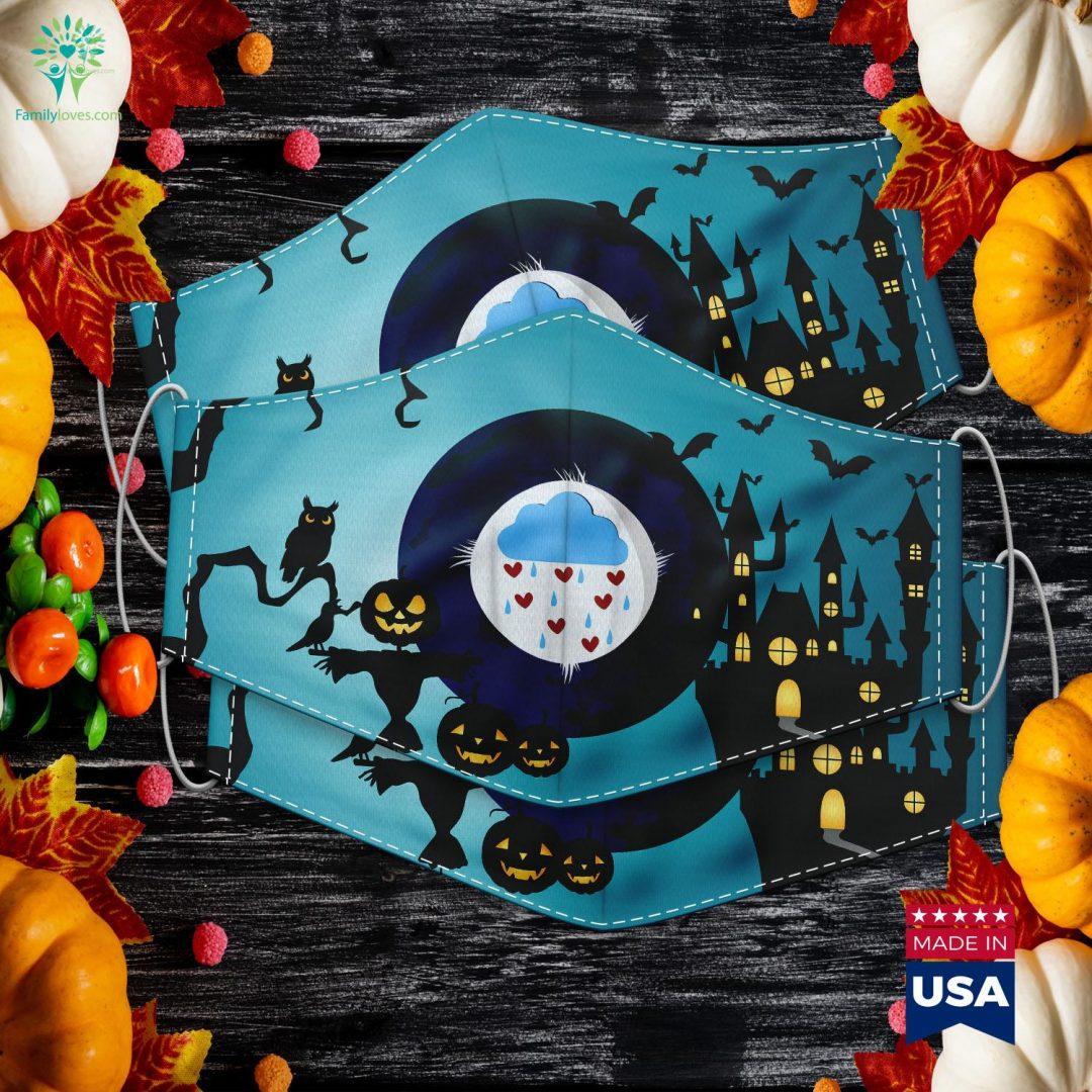 Grumpy Care For Bear Grumpy Costume Halloween Halloween Youtube Cloth Face Mask Gift Familyloves.com
