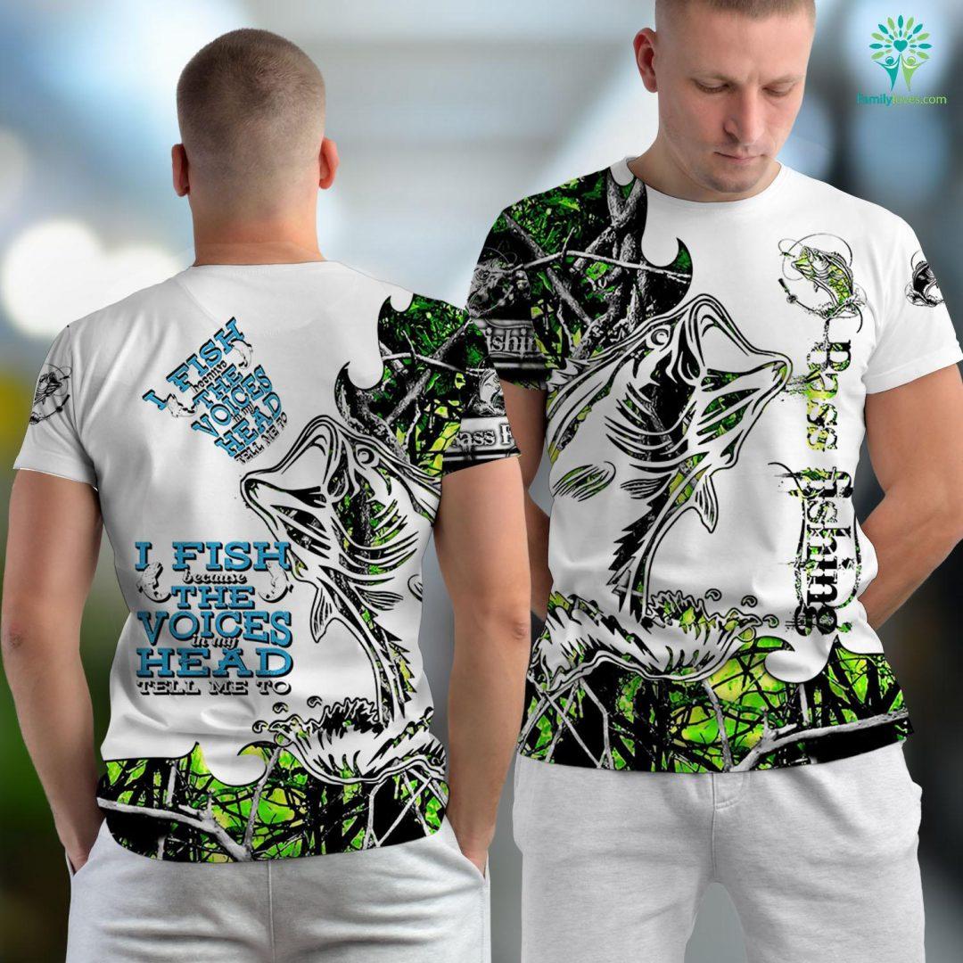 Fishing Lodge I Fish So I Dont Choke People Fishing Lovers Fun Fishing Unisex T-shirt All Over Print Familyloves.com
