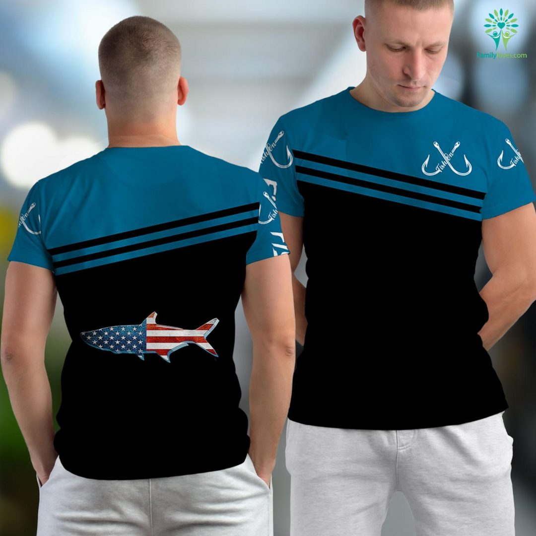 Lake Cuyamaca Fishing Vintage Tarpon Fishing Fishermen Gift Men Women Kids Fishing Unisex T-shirt All Over Print Familyloves.com