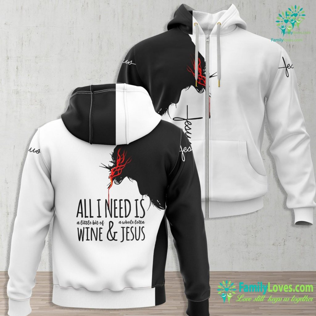 My Kingdom Is Not Of This World Funny Workout Gym Reps For Jesus Jesus Zip-up Hoodie All Over Print Familyloves.com
