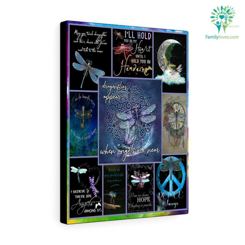 Mp Dragonfly Heaven Life Dhcdd Canvas Familyloves.com