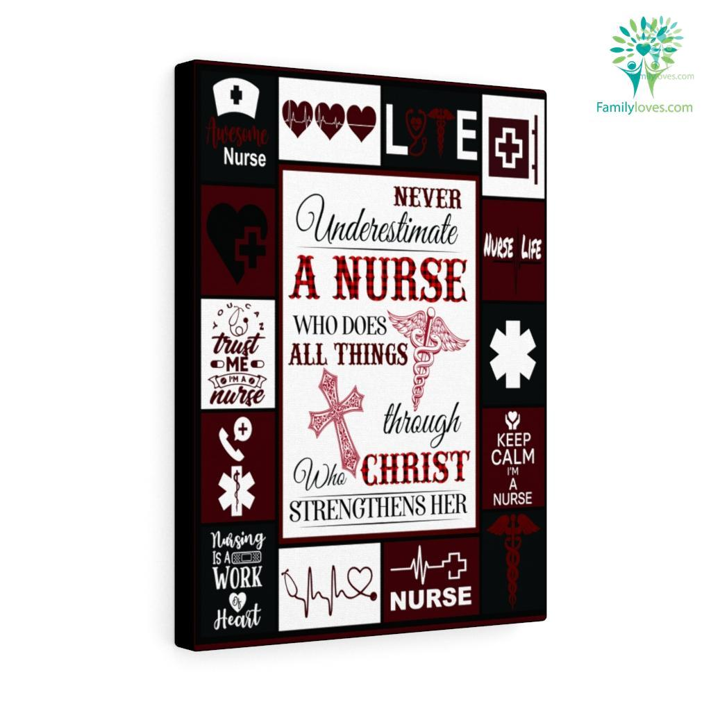 Nurse Canvas Familyloves.com