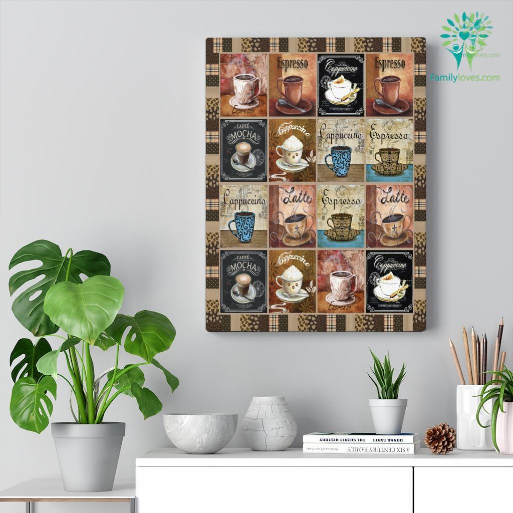 Coffee Canvas Familyloves.com
