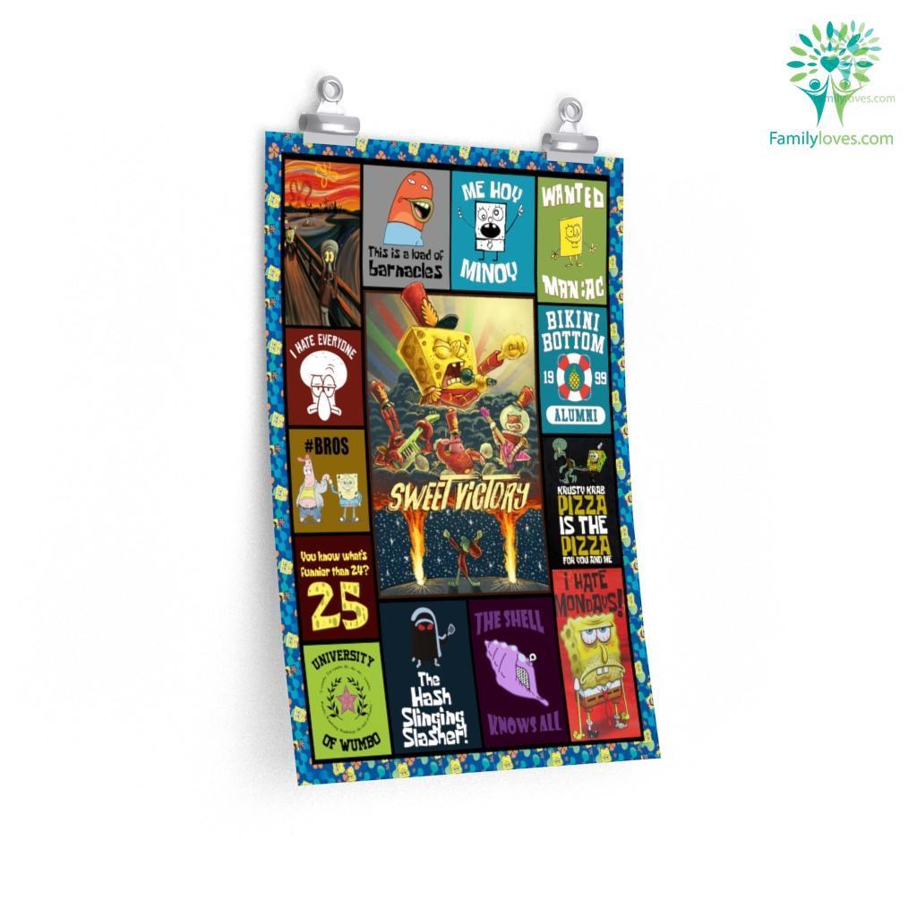 Spongebob Posters Familyloves.com