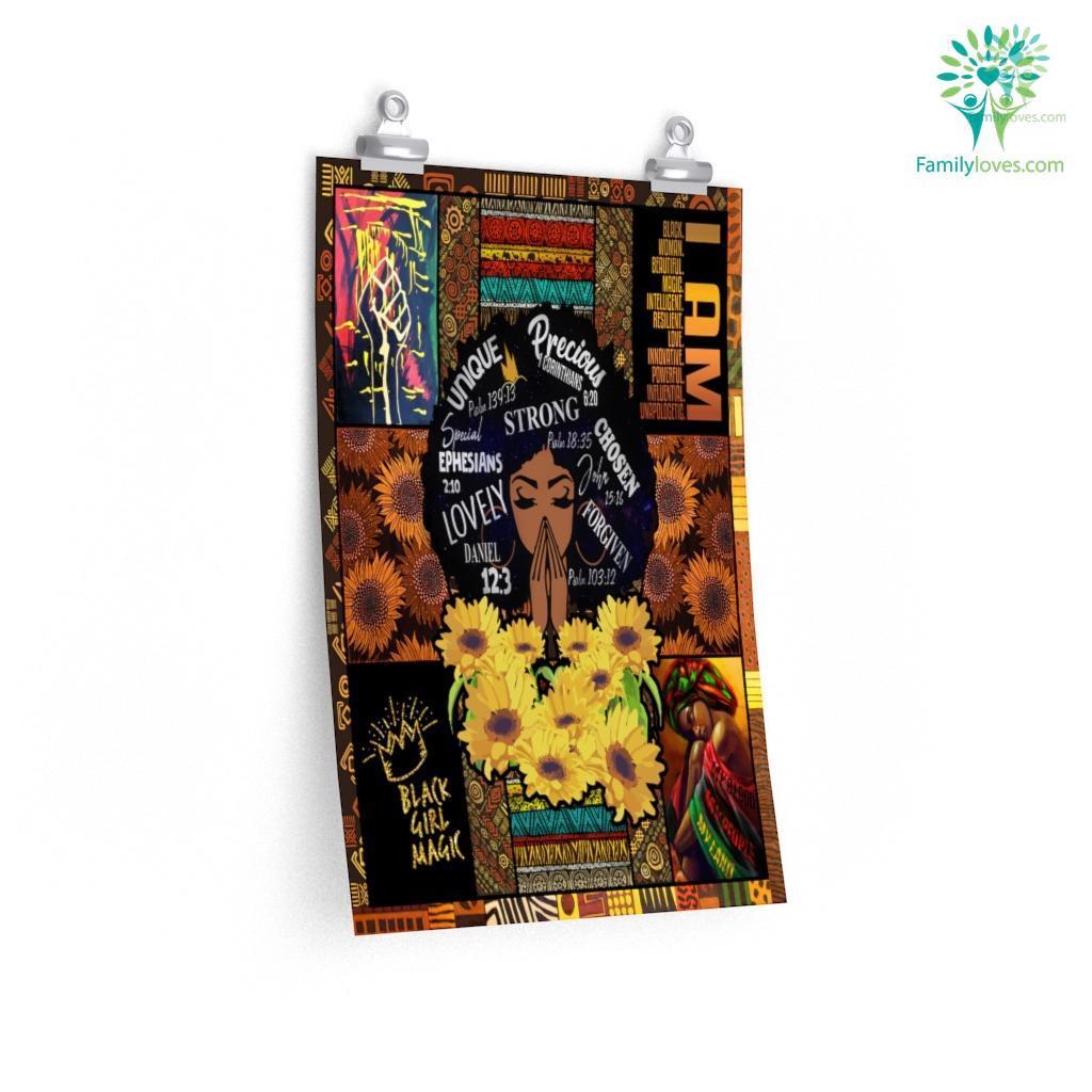 Black Live Matter Black Woman For Sale Posters Familyloves.com
