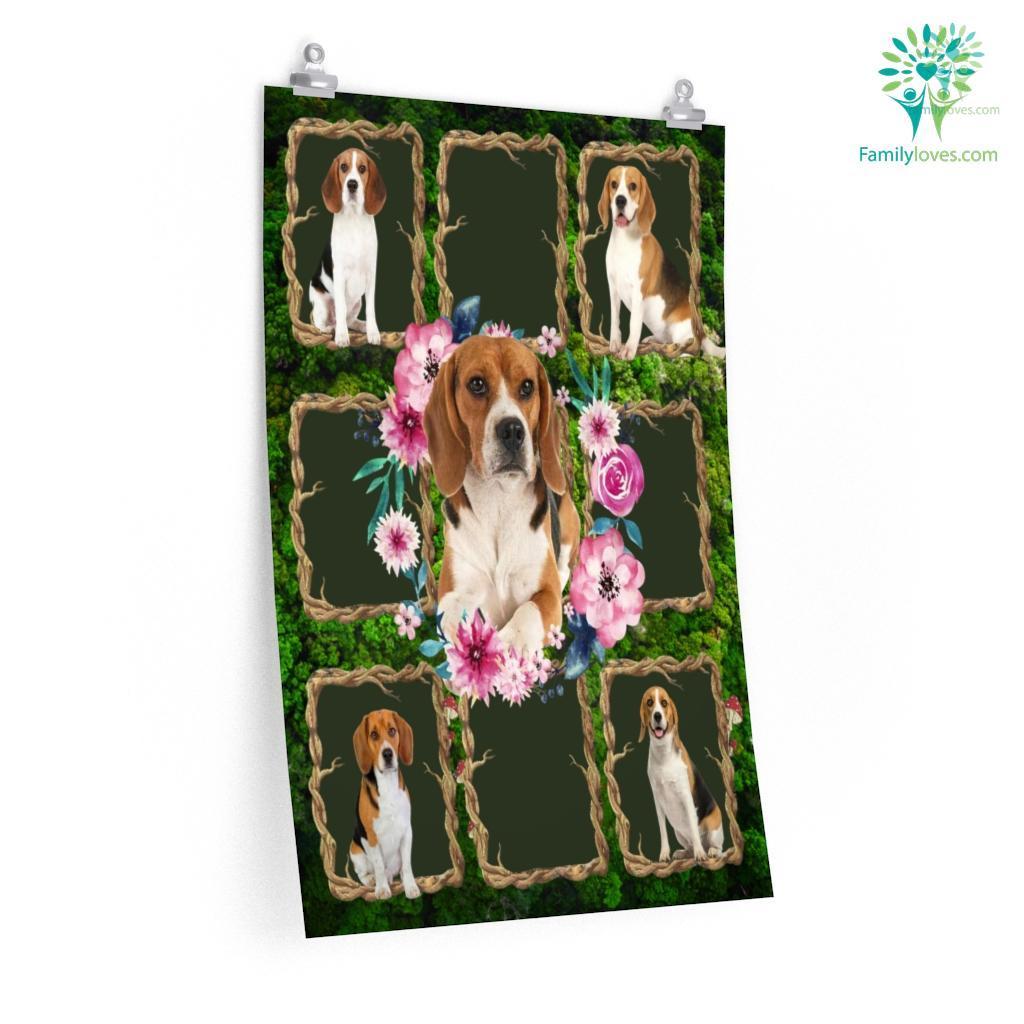 Beagle Dog Posters Familyloves.com