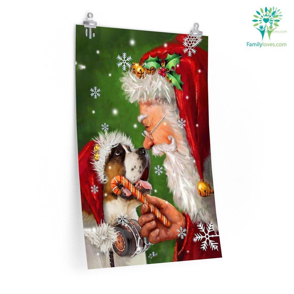 Merry Christmas Posters Familyloves.com