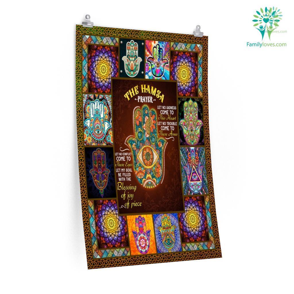 The Hamasa Posters Familyloves.com