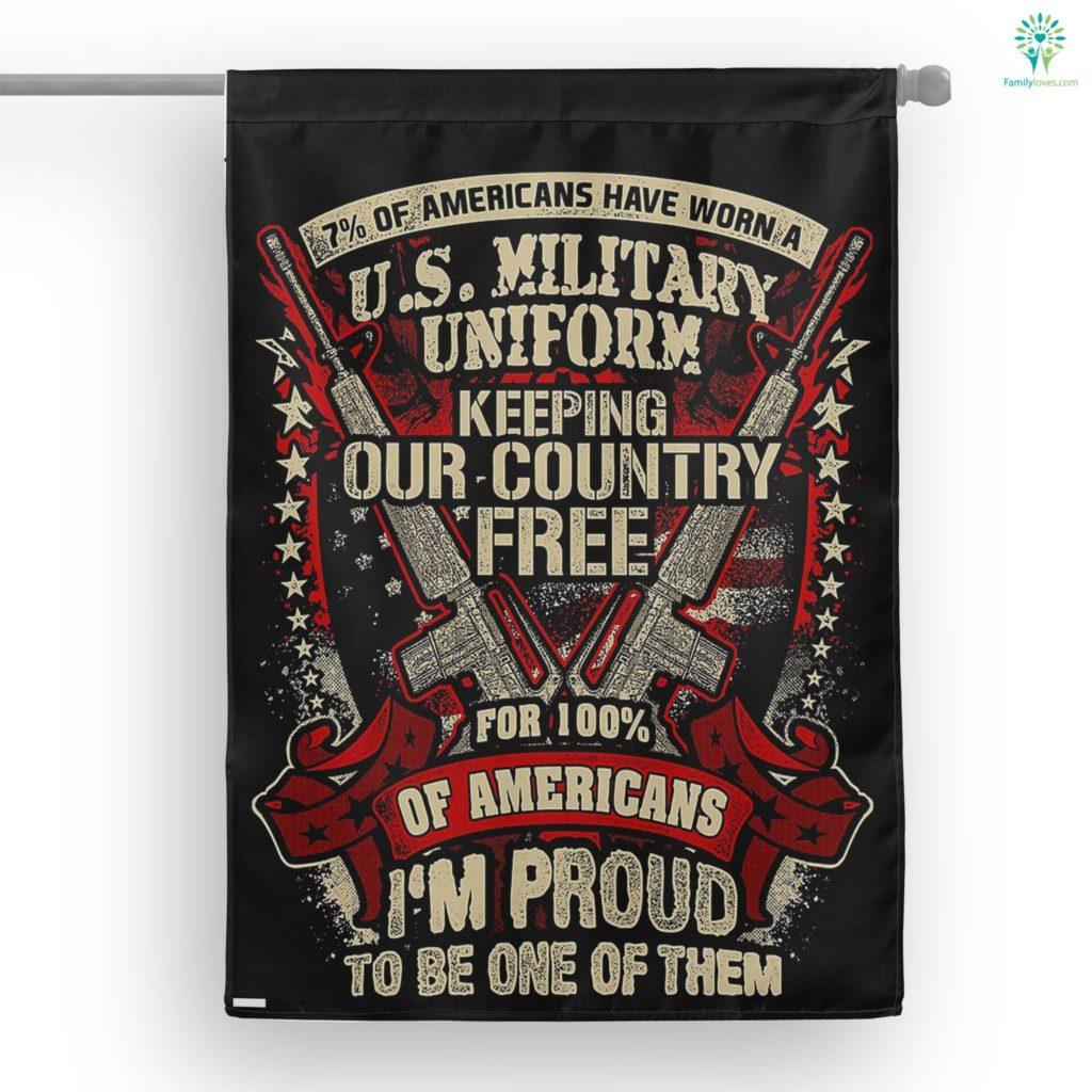 Veteran 7 Of American House Flag Familyloves.com