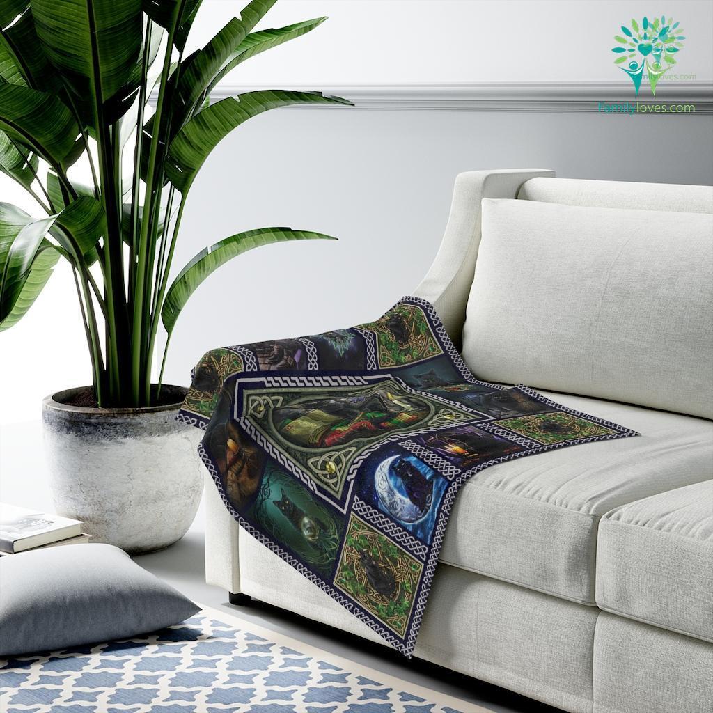 Velveteen Plush Blanket Familyloves.com