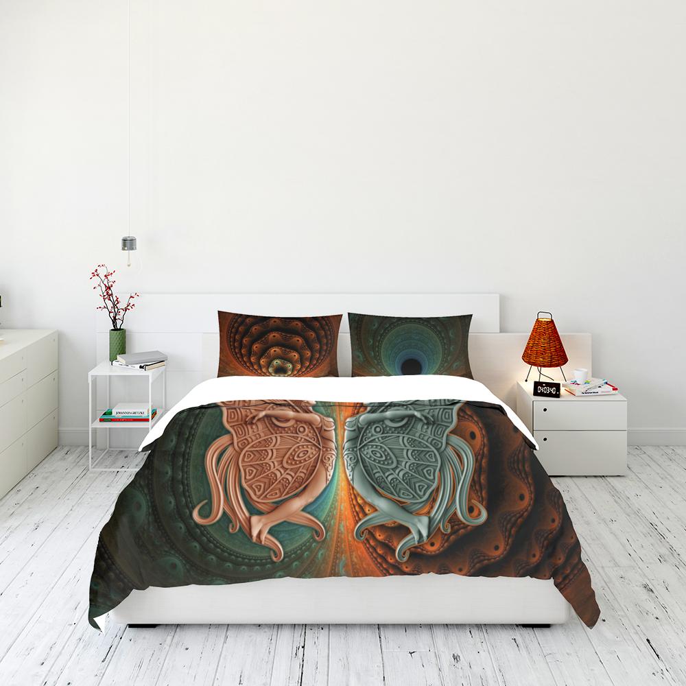 The Butterfly Girl Bedding Set Familyloves.com
