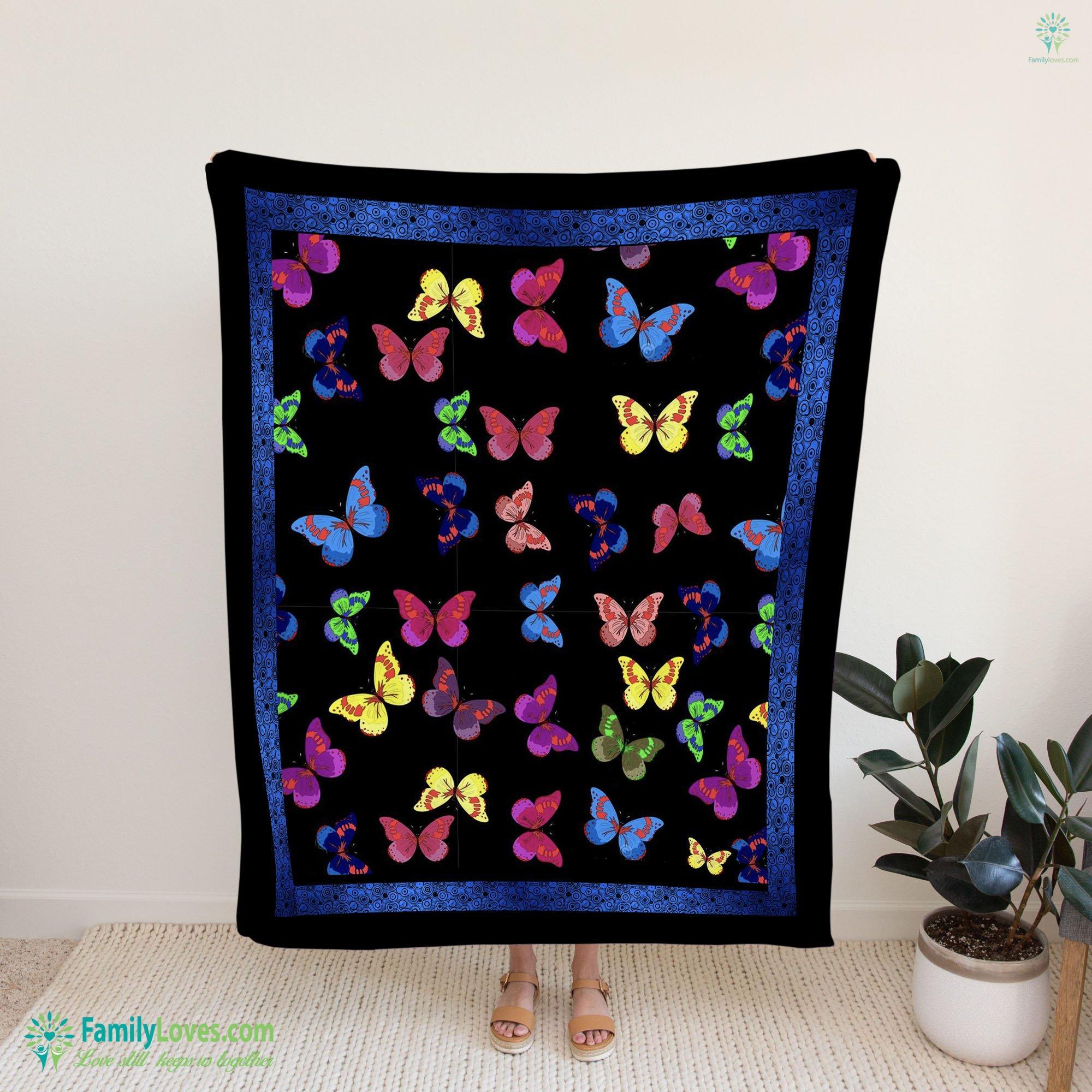 Butterfly Blanket 8 Familyloves.com
