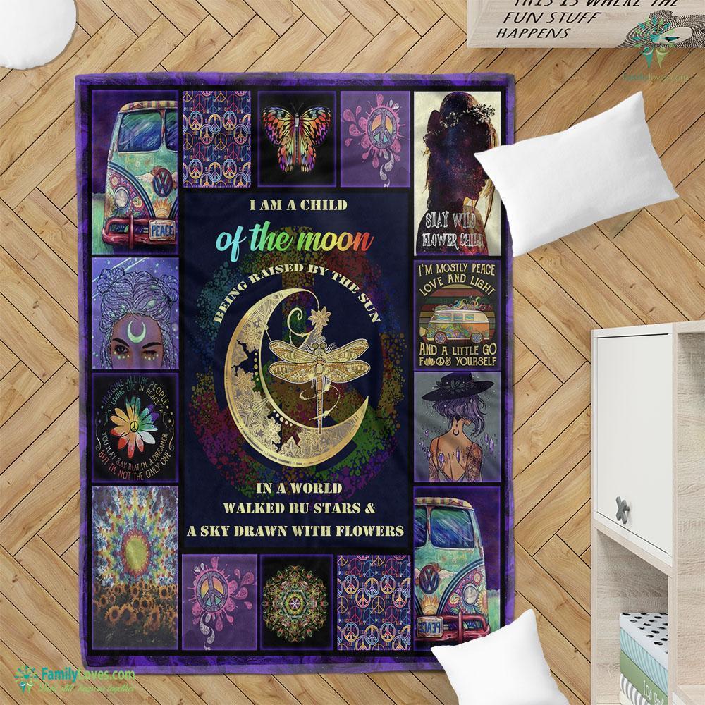 Child Of The Moon Blanket 19 Familyloves.com