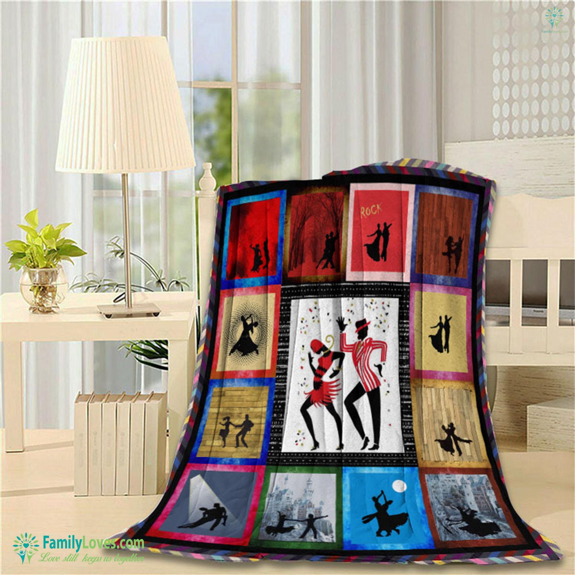 Dancesport Souls Pk Blanket 12 Familyloves.com