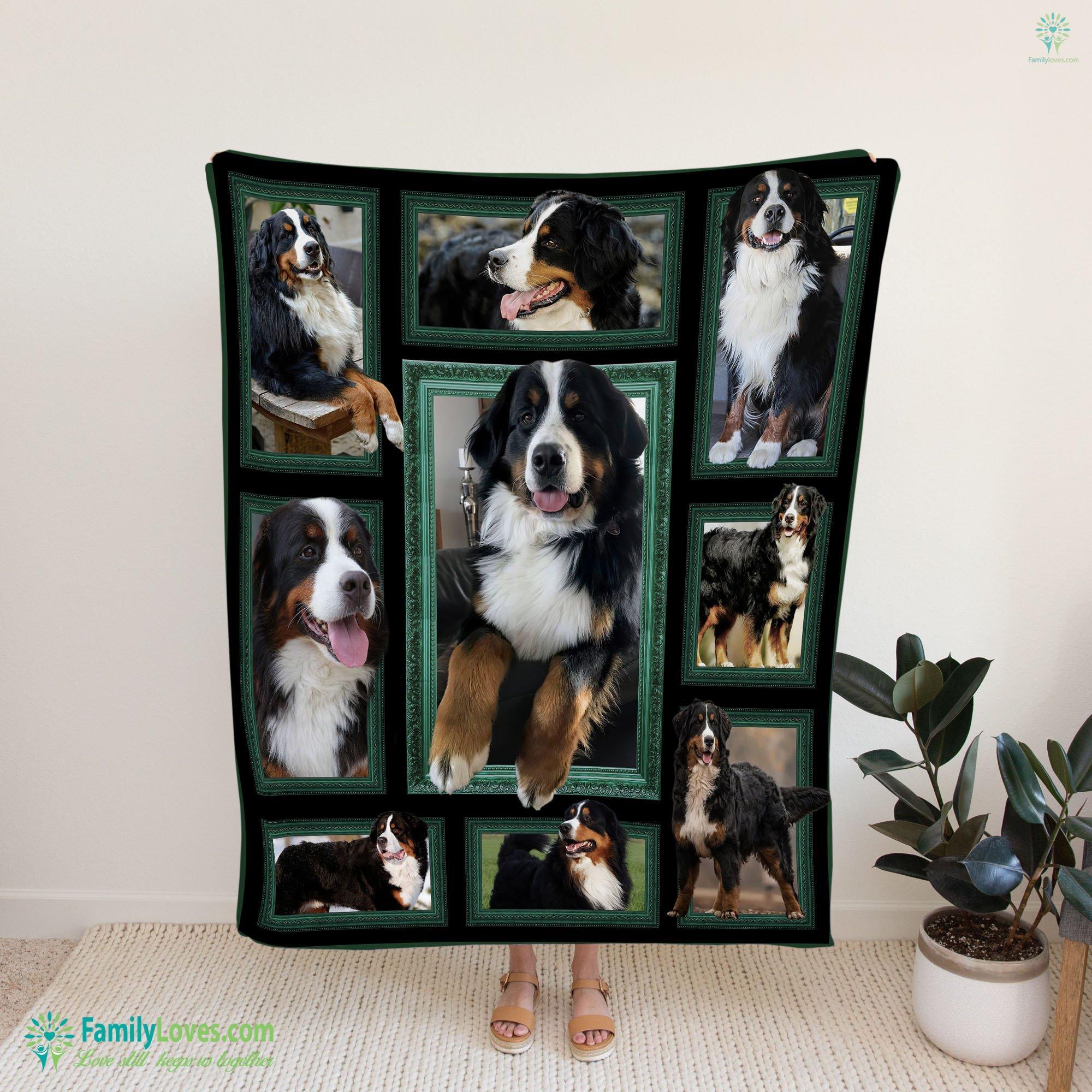 Dogs Blanket 18 Familyloves.com