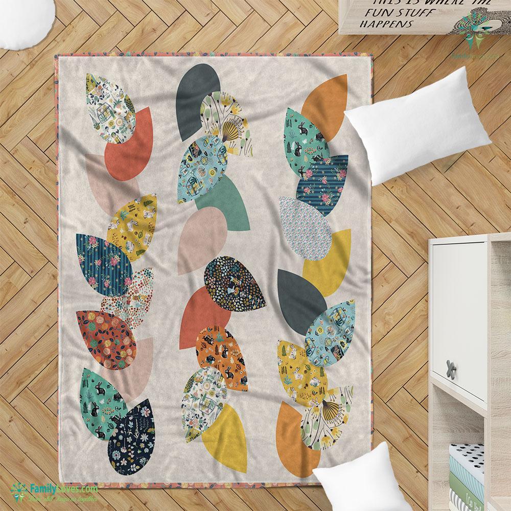 Hidden Garden Blanket 19 Familyloves.com