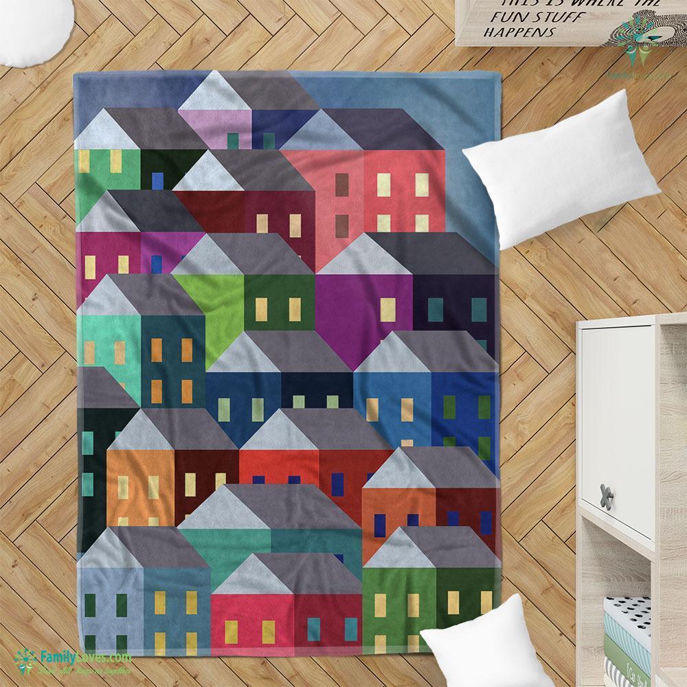 House Blanket 23 Familyloves.com