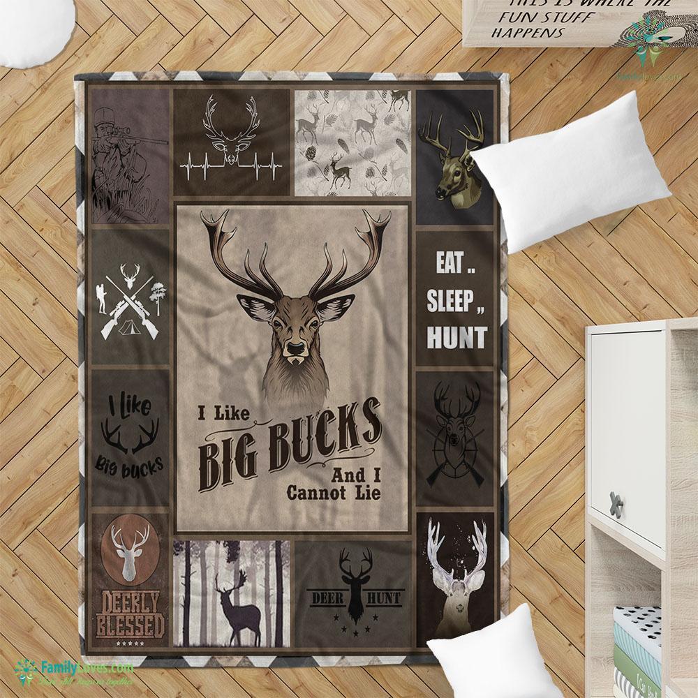 Hunting Blanket 5 Familyloves.com