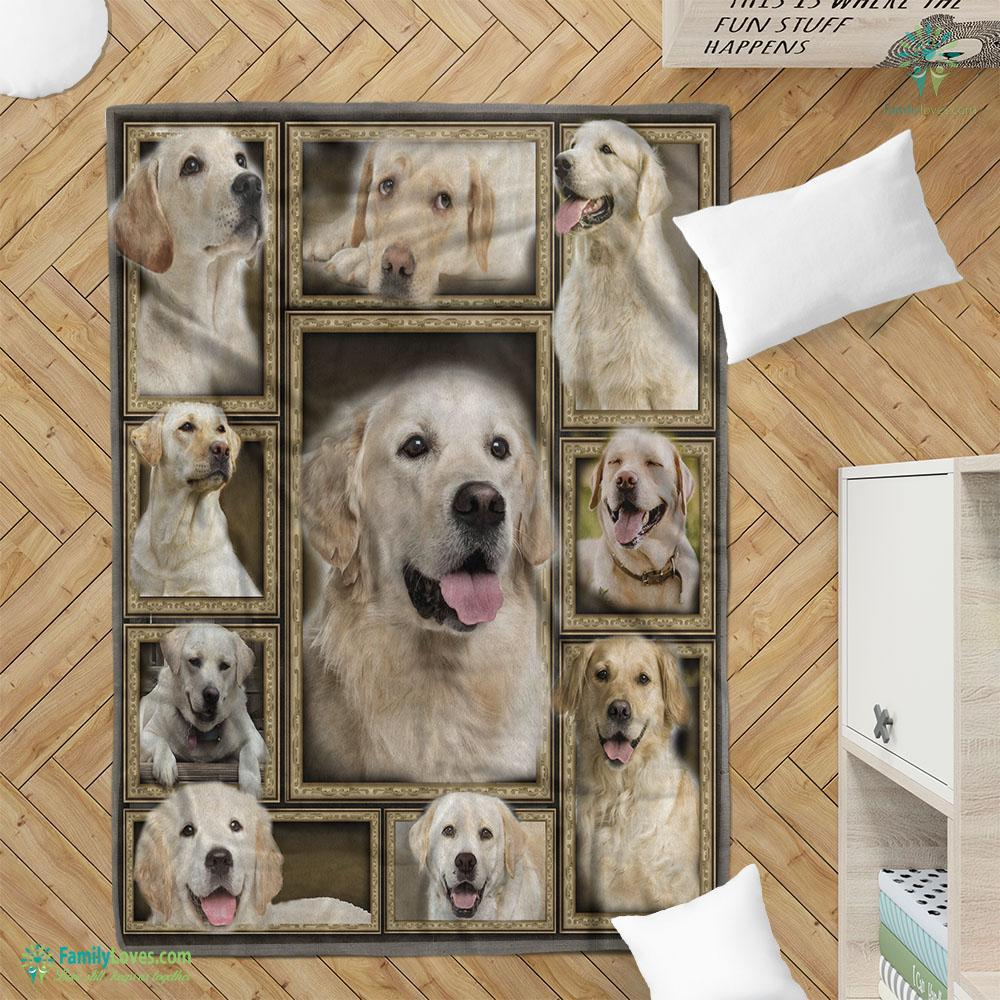 Labror Retriever Blanket 16 Familyloves.com