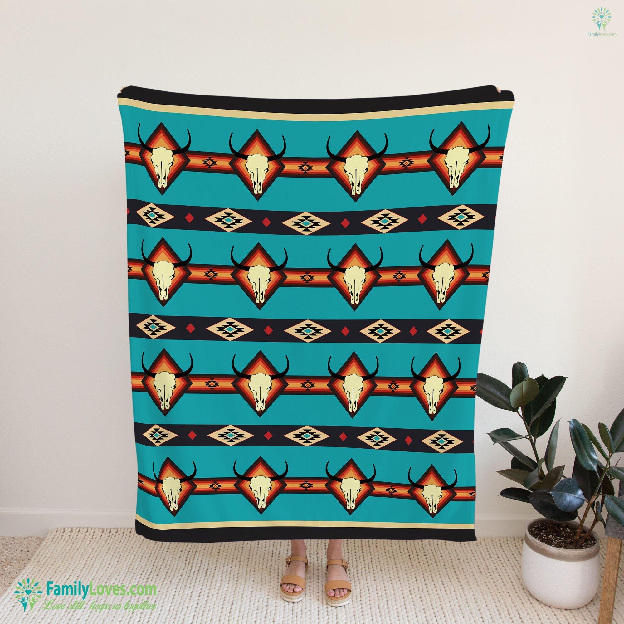Little Bison Blanket 13 Familyloves.com