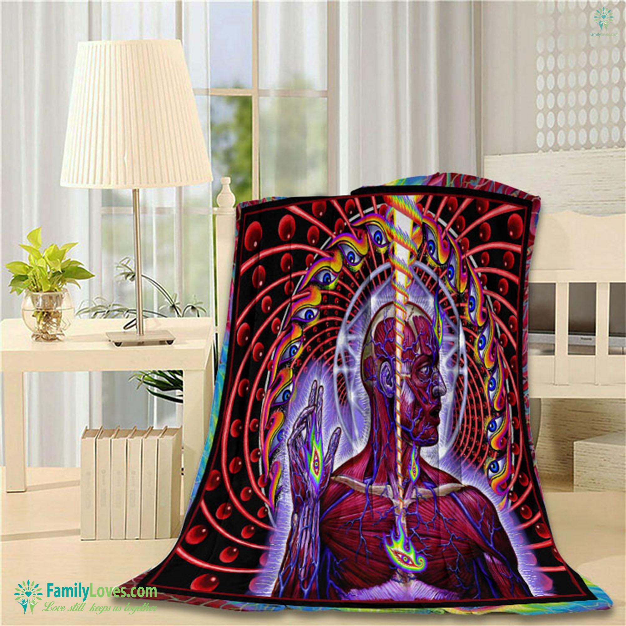 Tool Lateralus H Dd Blanket 21 Familyloves.com