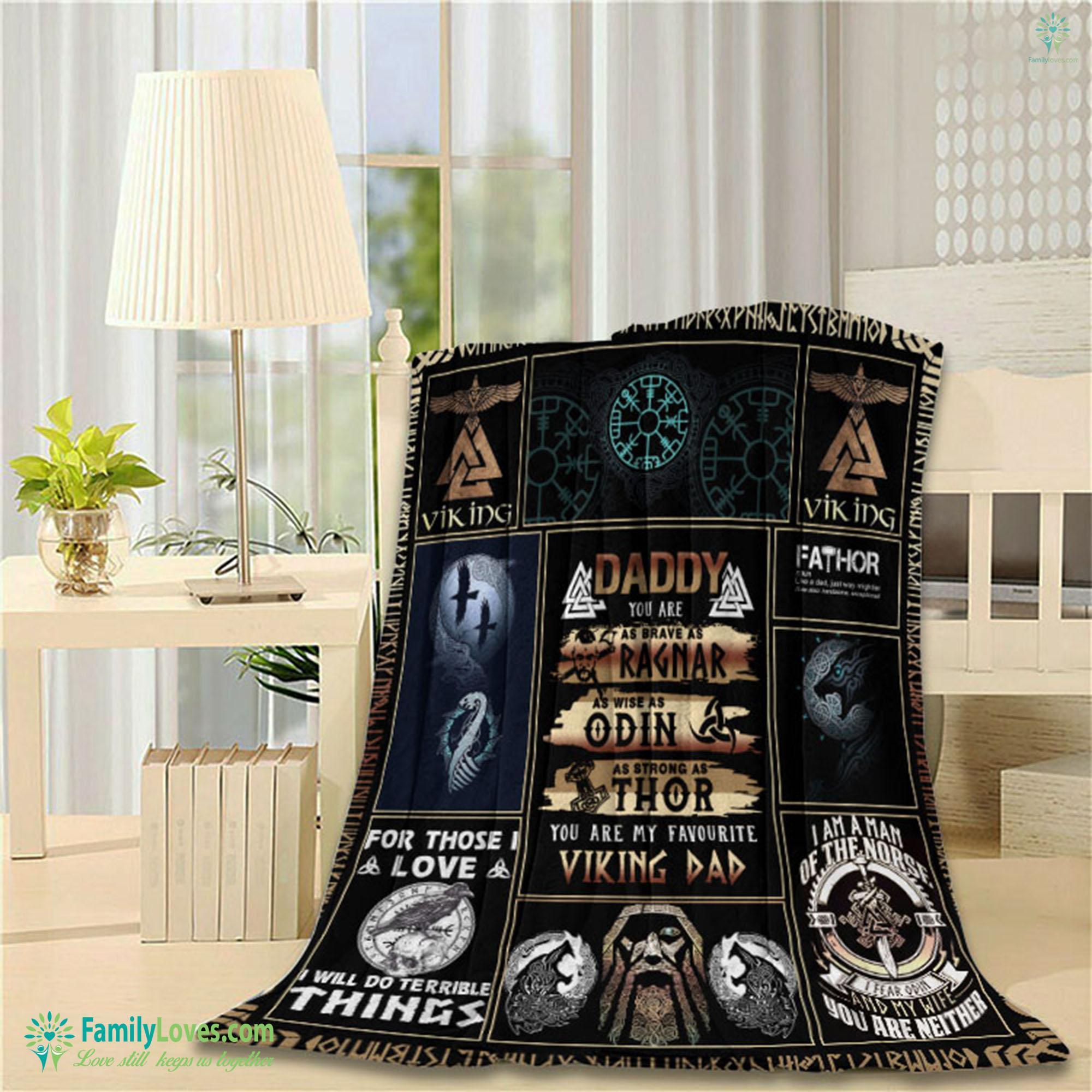 Viking Blanket 19 Familyloves.com