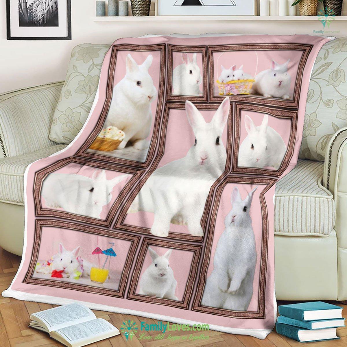 White Rabbit Blanket 18 Familyloves.com