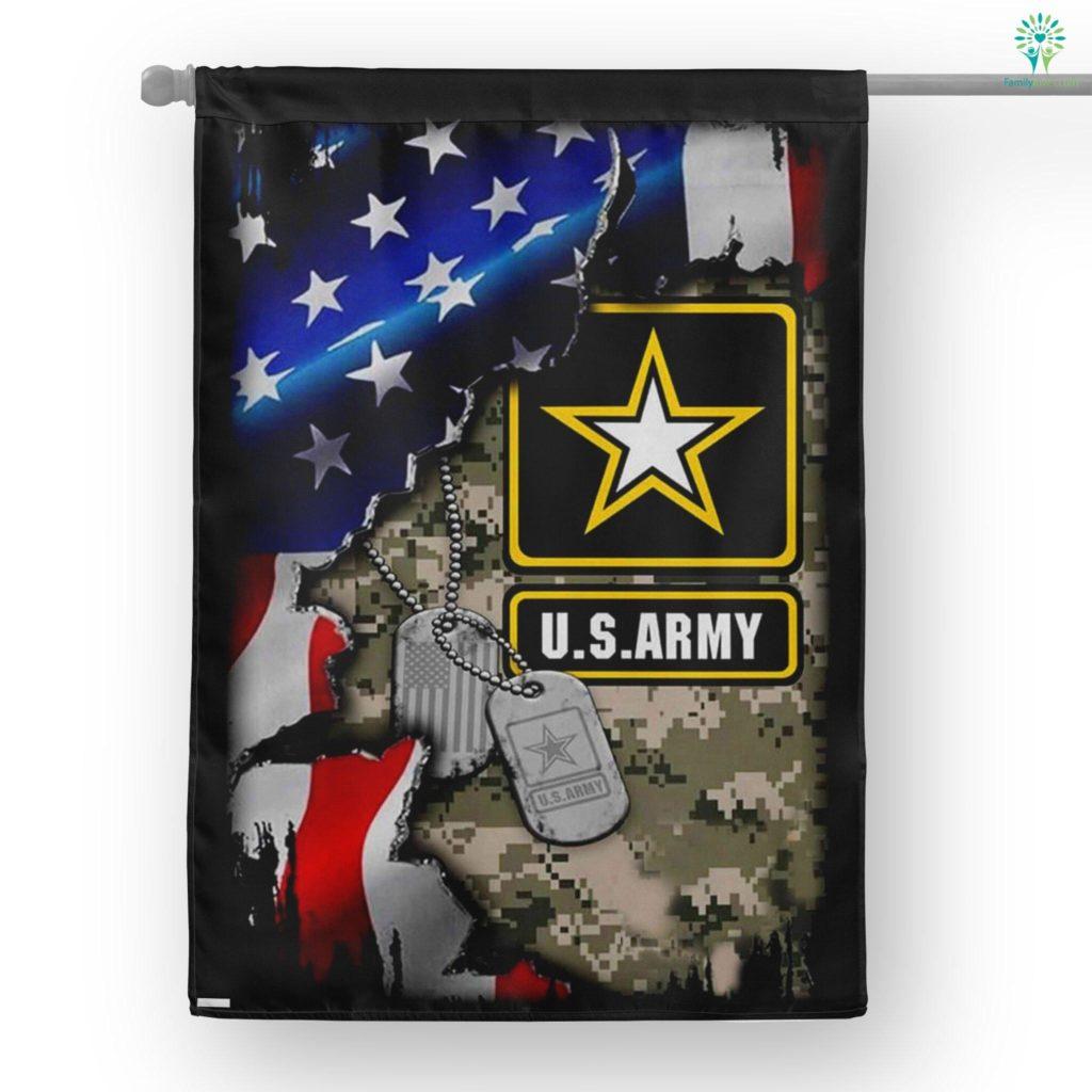 United States Army House Flag Familyloves.com