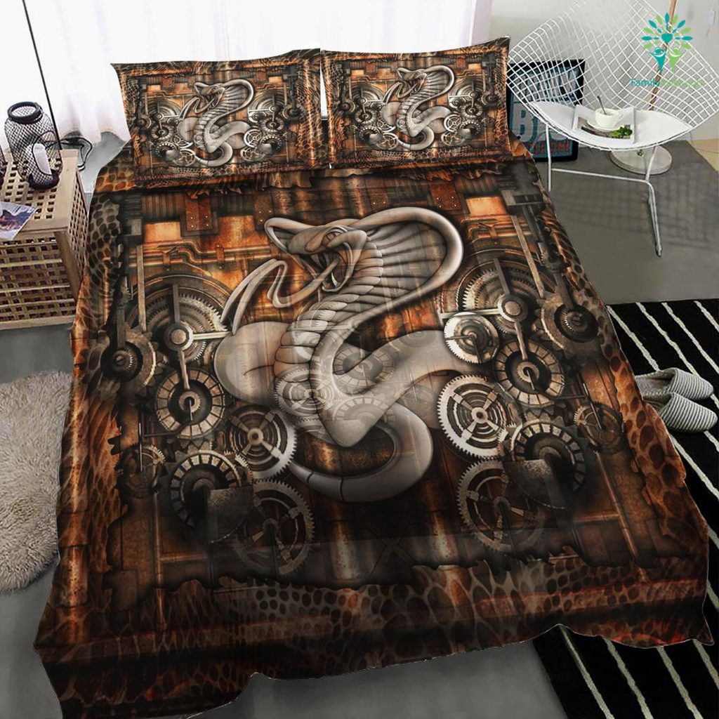 Cobra Bedding Set Familyloves.com
