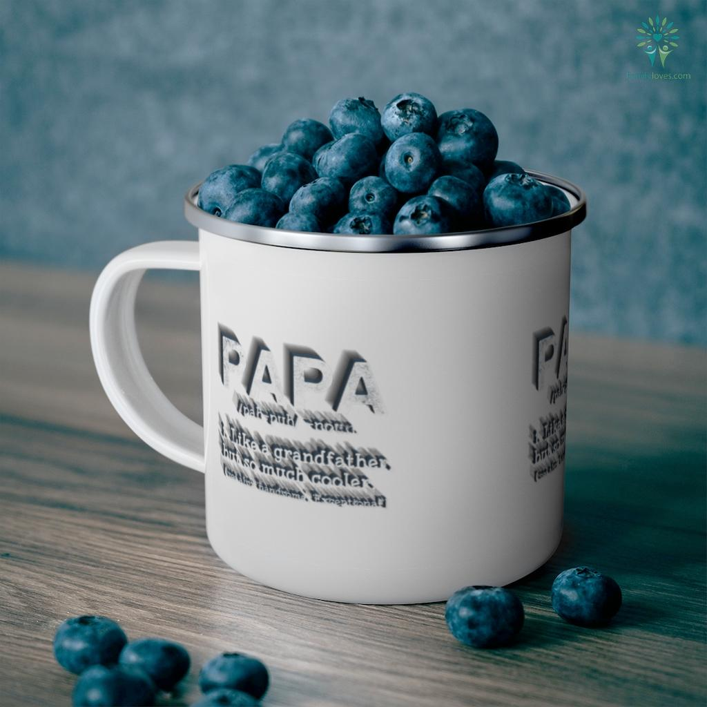 Definition Of PaPa Father's Day Mug Familyloves.com