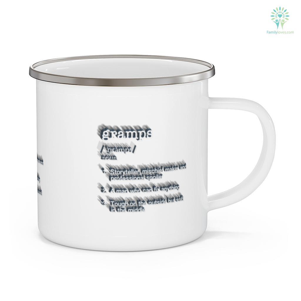 Gramps Definition Father's Day Mug Familyloves.com