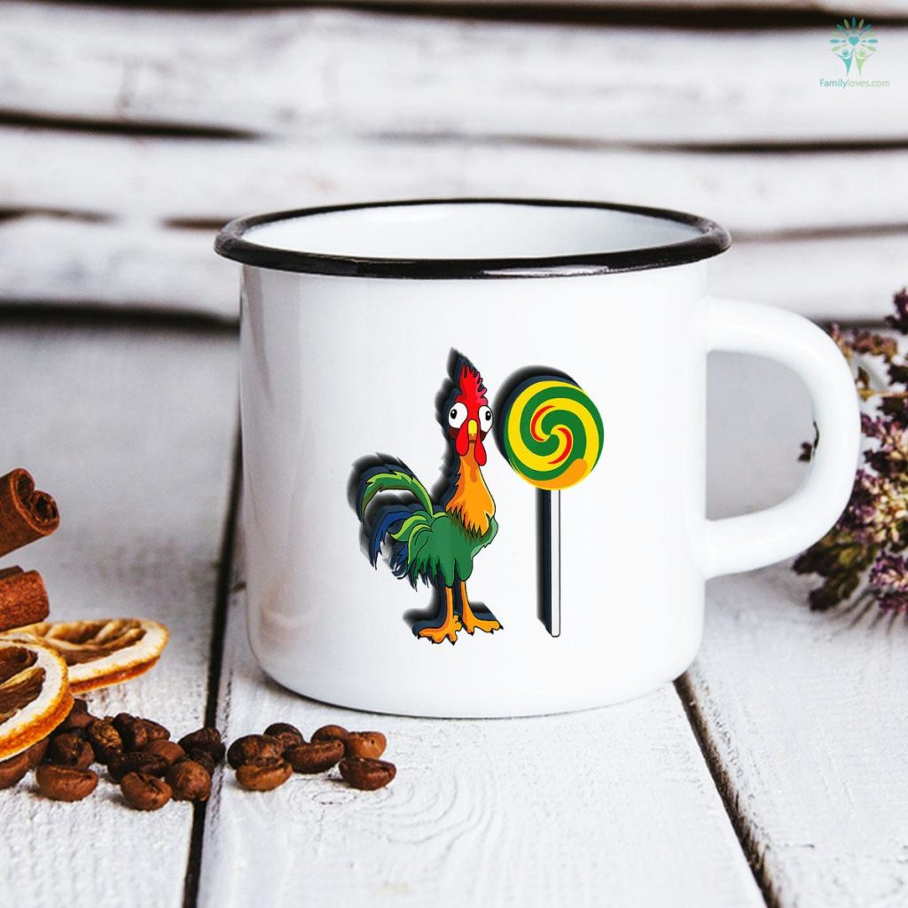 Don't Be A Sucker Funny Cock Rooster Father's Day Mug Familyloves.com