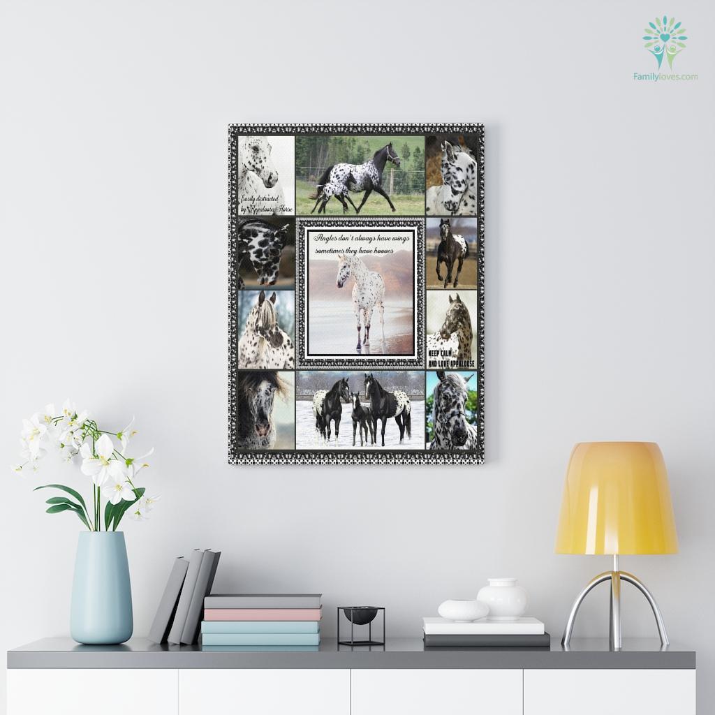 Appaloosa D Printing Qdt Canvas Familyloves.com