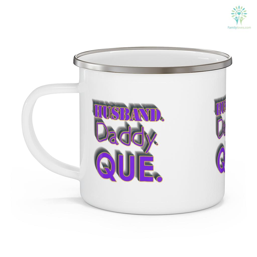 Omega Mens Fraternity Husband Gift Father's Day Mug Familyloves.com