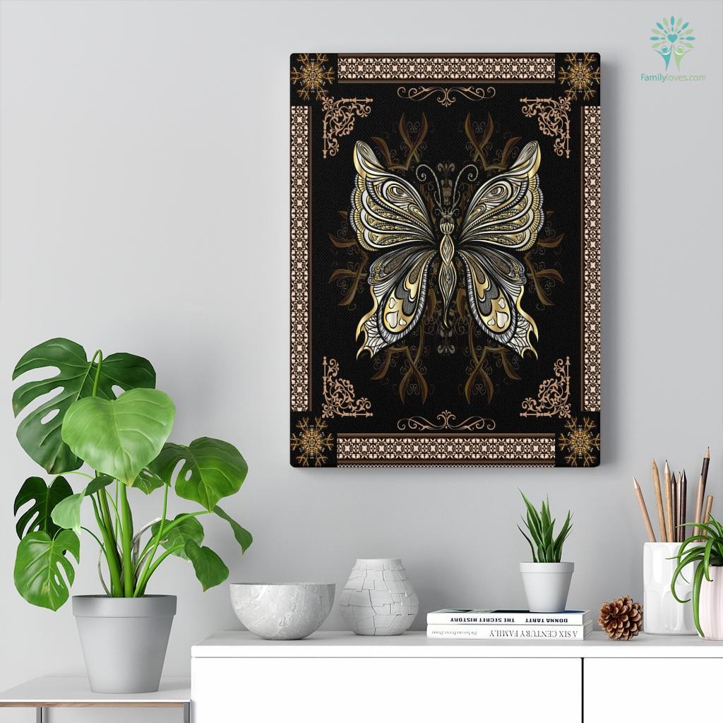 Butterfly Canvas Familyloves.com