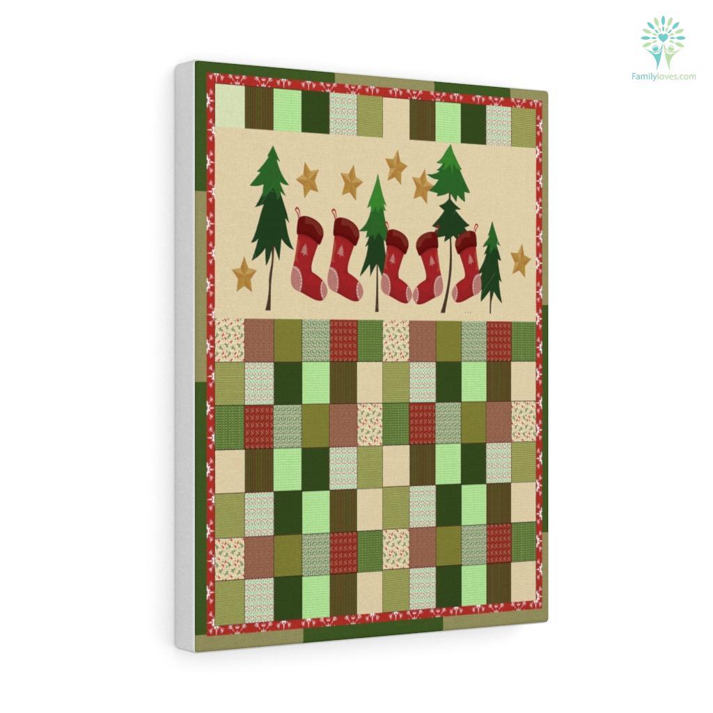 Christmas 3 Canvas Familyloves.com