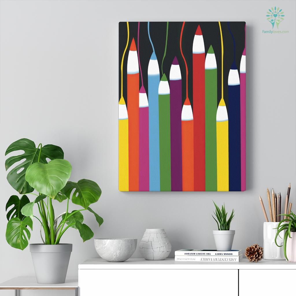 Crayon Canvas Familyloves.com