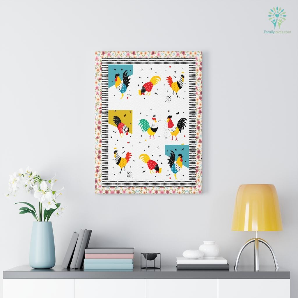 Calendar Set Canvas Familyloves.com